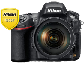 Authorized Nikon Warranty Repair Facility
